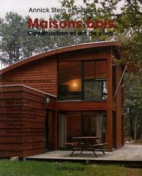 Annick Stein et Gilbert Storti - Maisons bois - Construction et art de vivre.