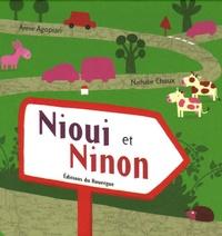 Annie Agopian et Nathalie Choux - Nioui et Ninon.