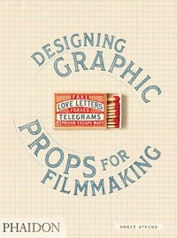 Fake love letters, forged telegrams, and prison escape maps- Designing graphic props for filmmaking - Annie Atkins |