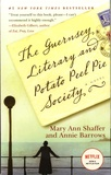 Annie Barrows et Mary Ann Shaffer - The Guernsey Literary and Potato Peel Pie Society.