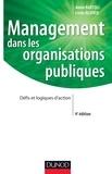 Annie Bartoli et Cécile Blatrix - Management dans les organisations publiques - Défis et logiques d'action.