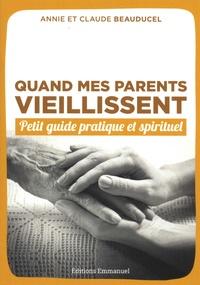 Deedr.fr Quand mes parents vieillissent - Petit guide pratique et spirituel Image