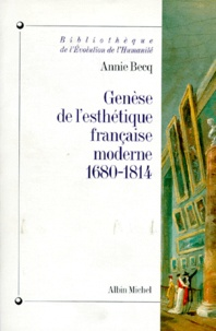 Annie Becq - .
