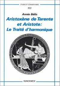 Aristoxène de Tarente et Aristote : le Traité dharmonique.pdf
