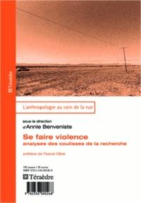 Se faire violence - Analyses des coulisses de la recherche.pdf
