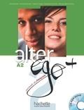 Annie Berthet et Emmanuelle Daill - Alter Ego + 2 A2. 1 Cédérom