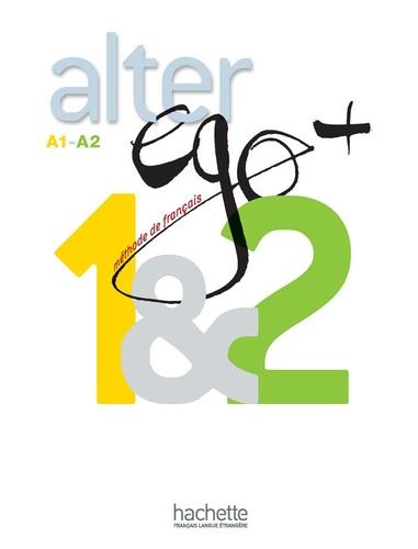 Annie Berthet et Emmanuelle Daill - Alter Ego + niveaux 1 & 2 - DVD NTSC.