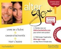 Annie Berthet et Emmanuelle Daill - Application pour tablette (carte de téléchargement) - Alter Ego + : Niveau 1.