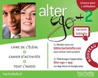 Annie Berthet et Emmanuelle Daill - Application pour tablette (carte de téléchargement) - Alter Ego + : Niveau 2.