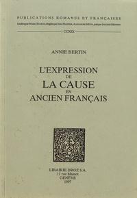 Accentsonline.fr L'expression de la cause en ancien français Image