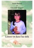 Annie Besson et  Verguet - Loreen vit dans l'au-delà.
