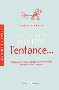 Annie Birraux - .
