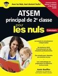 Annie Bouffier - ATSEM principal de 2e classe pour les nuls - Concours externe, interne, 3e concours, Ville de Paris (ASEM).