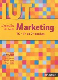 Annie Bourdoux - Marketing IUT TC 1e et 2e années.