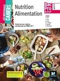 Annie Brun et Christine Montagnon - Nutrition alimentation 2de 1re Tle Bac Pro ASSP Les nouveaux cahiers - Manuel de l'élève.