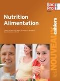Annie Brun - Nutrition Alimentation Bac Pro 1re Tle ASSP.