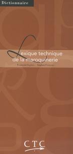 Annie Campagna - Lexique technique de la maroquinerie français-anglais et anglais-français.