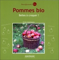 Annie Casamayou - Les pommes bio - Belles à croquer.