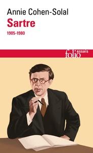 Annie Cohen-Solal - Sartre - 1905-1980.