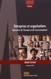 Annie Cornet - Entreprises et organisations - Rencontre de l'humain et de l'environnement.