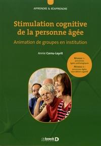 Deedr.fr Stimulation cognitive de la personne âgée - Animation de groupes en institution Image