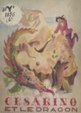 Annie Couderc et Pierre Valade - Césarino et le dragon.