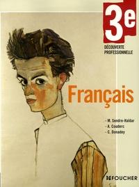 Annie Couderc et Chantal Donadey - Français 3e.
