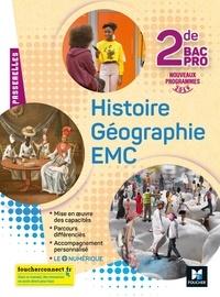 Annie Couderc - Histoire Géographie EMC 2de Bac Pro Passerelles.