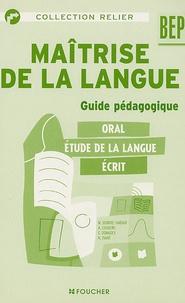 Birrascarampola.it Maîtrise de la langue BEP - Guide pédagogique Image
