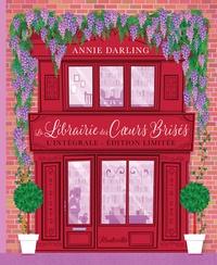 Annie Darling - La librairie des coeurs brisés - L'intégrale : La petite librairie des coeurs brisés ; Coup de foudre à la librairie des coeurs brisés ; Retour de flamme à la librairie des coeurs brisés ; Noël à la librairie des coeurs brisés.