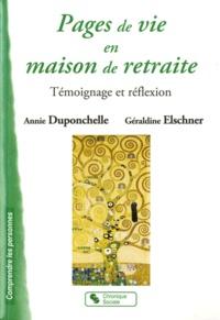 Pages de vie en maison de retraite - Témoignage et réflexion.pdf
