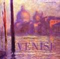Annie Epelbaum-Moreau - Venise à travers les artistes et les écrivains.