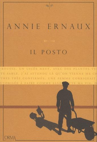 Annie Ernaux - Il posto.