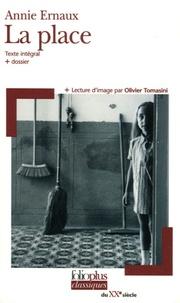 Livres téléchargeables gratuitement pour téléphone Android La place (French Edition) PDF RTF 9782070336876 par Annie Ernaux