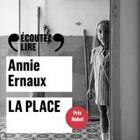 Annie Ernaux et Dominique Blanc - La place.