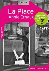 La place - Annie Ernaux pdf epub