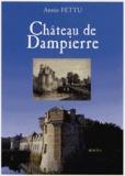Annie Fettu - Château de Dampierre.