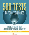 Annie Fontaine - 500 tests psychotechniques.