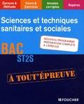 Annie Gaillard - Sciences et techniques sanitaires et sociales, BAC ST2S.