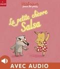 Annie Gaillat - La petite chèvre Salsa.