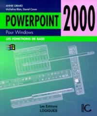 PowerPoint 2000 pour Windows. Les fonctions de base - Annie Girard   Showmesound.org