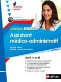 Annie Godrie - Assistant médico-administratif - Concours catégorie B.
