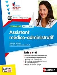 Annie Godrie - Concours Assistant médico-administratif Catégorie B.
