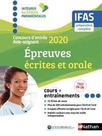Annie Godrie et Christophe Ragot - Concours d'entrée aide-soignant - Epreuves écrites et orales.