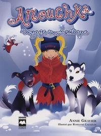 Annie Gravier - Anouchka voyage en Arctique.