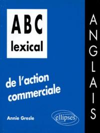 Deedr.fr ABC LEXICAL DE L'ACTION COMMERCIALE. Anglais Image