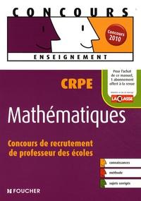 Histoiresdenlire.be Mathématiques - Concours de recrutement de professeur des écoles Image