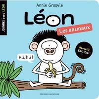 Annie Groovie - Les animaux.