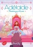 Annie Jay - Adélaïde - Tome 3 - Premiers pas à la cour.