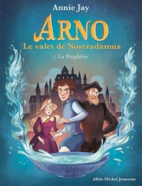 Accentsonline.fr Arno, le valet de Nostradamus Tome 1 Image